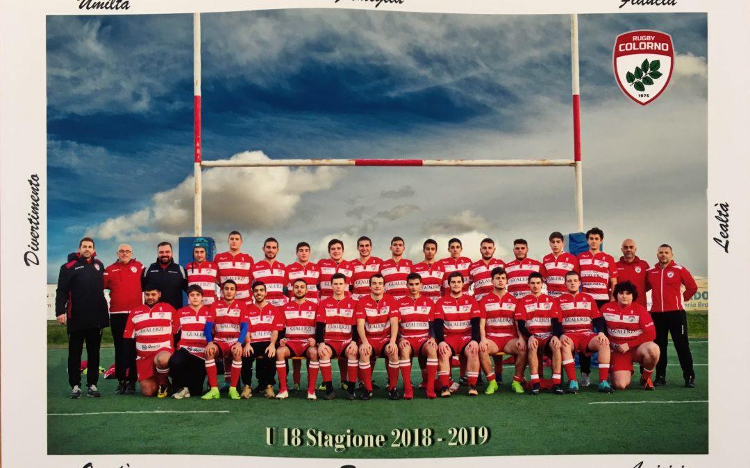 U18 – CAMPIONATO REGIONALE