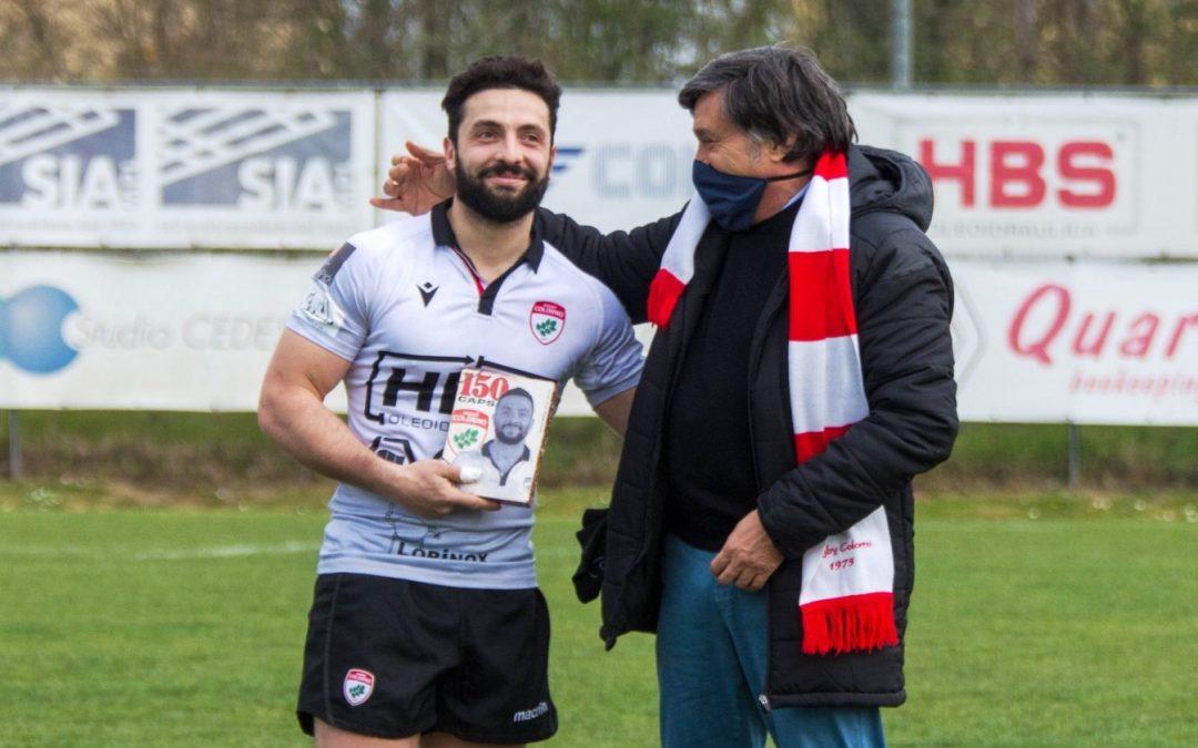 "150 PRESENZE IN BIANCOROSSO PER MICHELE""JONNY"" CERESINI"