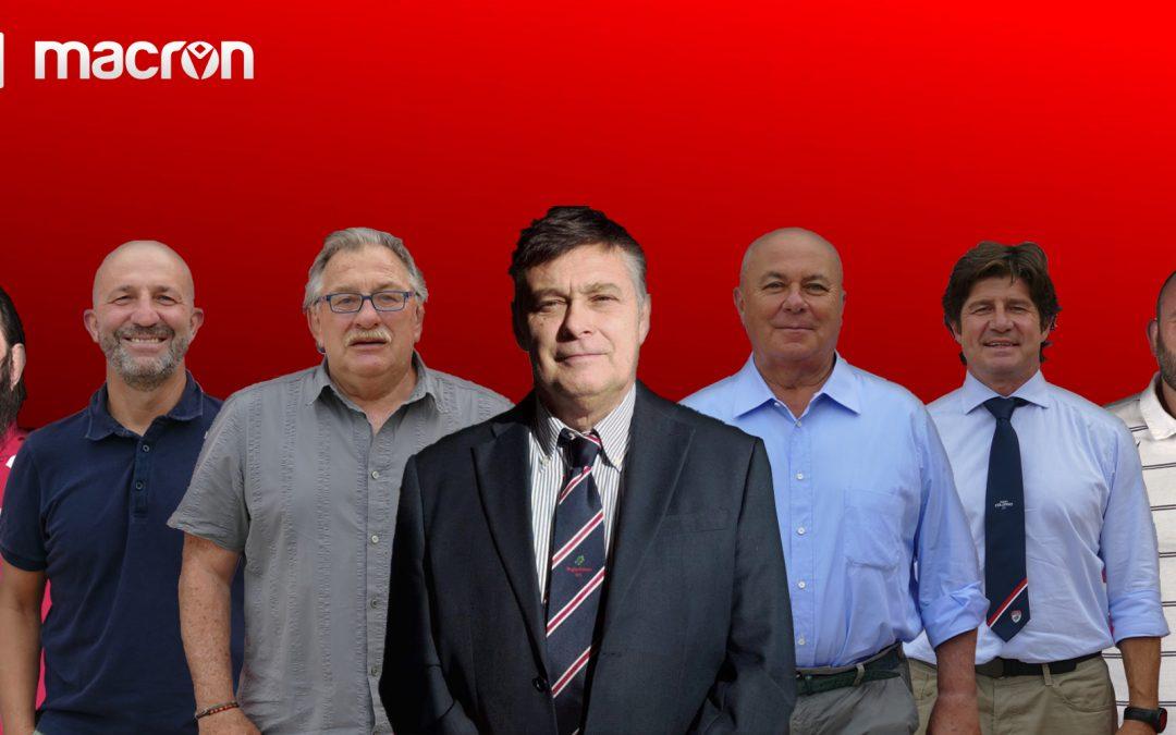 RUGBY COLORNO: PRESENTATO L'ORGANIGRAMMA TECNICO PER LA STAGIONE 2021/22